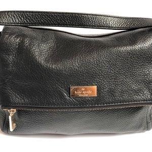 Kate Spade handbag  Black Leather Purse Satchel